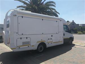2018 Iveco Daily 35s13 Camper Van
