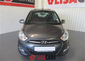 2014 Hyundai i10 1.25 Glide