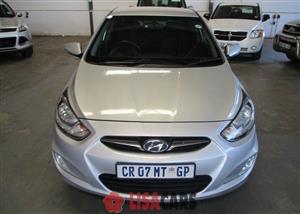 2012 Hyundai Accent 1.6 GLS