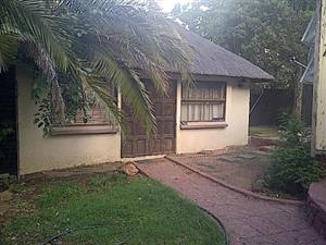 Thatched Room