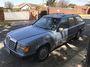 1991 Mercedes Benz 300TE