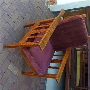 Antique Morris Chair Bargain