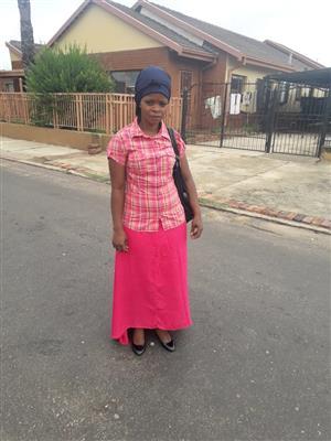 MALAWIAN DOMESTIC WORKER(Brenda)