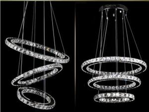 Crystal LED Chandelier