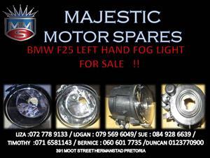 BMW F20 FOG LIGHT FOR SALE