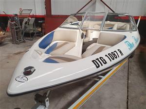Sensation 1900 BR Boat for sale with Yamaha 200 V6 Motor