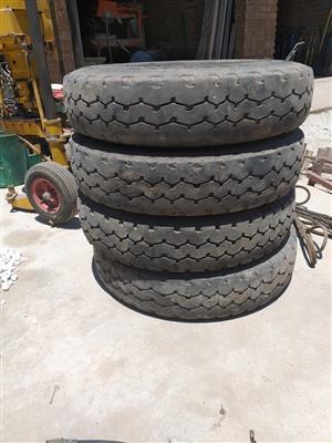 7.50 R16 LT ,Truck Tyres
