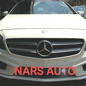 2013 Mercedes Benz A-Class hatch A 200d A/T