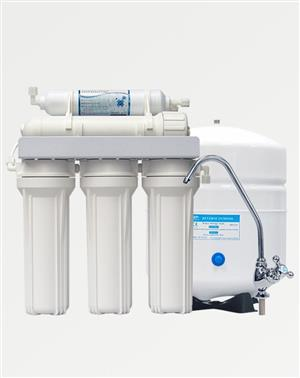 Reverse Osmosis 10 GPD Under Counter water Purification System