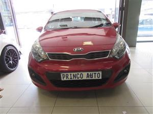 2013 Kia Rio 1.4 5 door automatic
