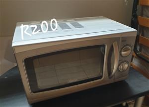 Small microwave for sale