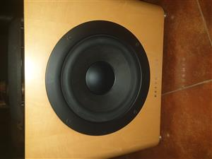 KEF REFERENCE 208 ACTIVE SUBWOOFER