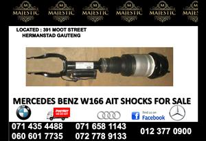 Mercedes benz w166 air shocks for sale