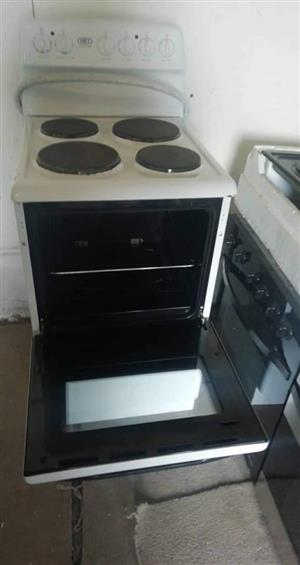 Defy Free standing stove