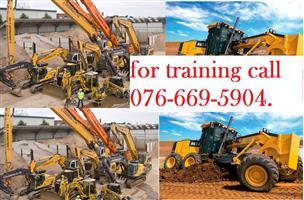 a mobile Cranes.Deisel Mechanic course.#0817442541.#Rigging.Dump truck.Grader.tower crane.Excavator.Certificate Renewals .