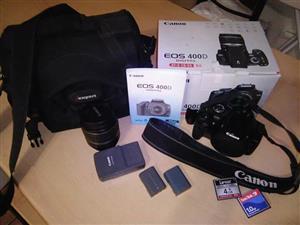 Canon EOS400D