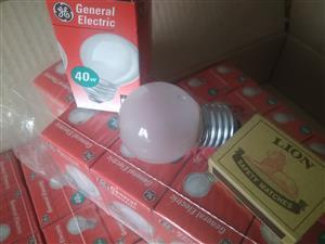 40w lamp globes