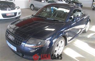 2004 Audi TT coupe 1.8T