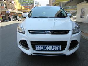 2017 Ford Kuga KUGA 1.5 ECOBOOST TREND