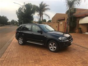 2007 BMW X series SUV X5 3.0i