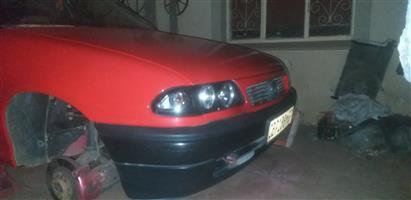 1996 Opel Astra 1.6 Enjoy