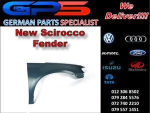 New VW Scirocco Fender for Sale