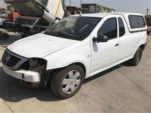 Nissan NP200 Gearbox
