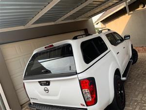 Nissan Navara Canopy D23
