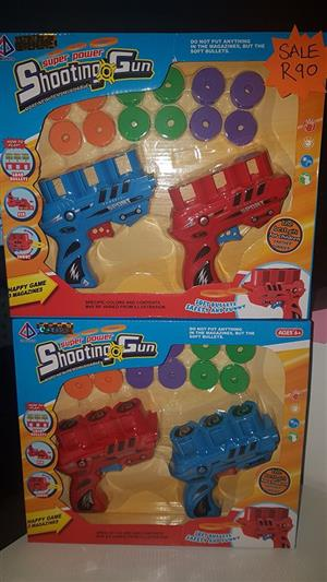 Super power shooting gun for sale