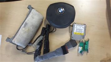 BMW E 39 M 5 Airbag Set...........