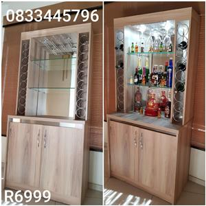 Mini home bar unit