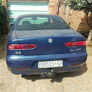1997 Alfa Romeo 156 2.0 Lusso