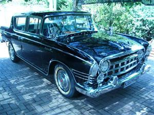 1957 Hudson 108