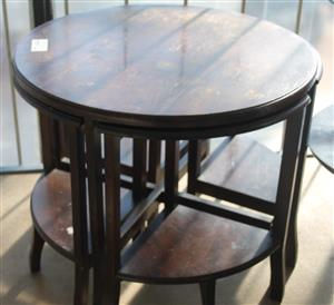 5 piece coffee table S029686D #Rosettenvillepawnshop