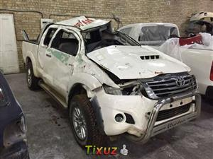 Toyota Hilux 3.0 D4D Stripping For Spares