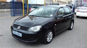 2010 VW Polo Vivo hatch 1.4 Trendline
