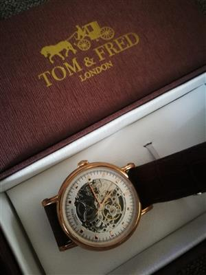 Tom and fred watch