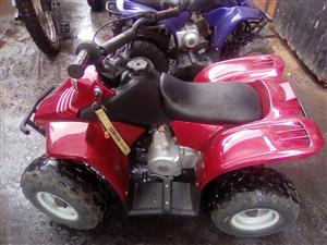 2012 Kazuma Scooter