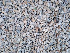 Concrete blue stone