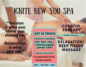 massage special R250 full body (90 minutes) in Durban North. Call 0727611736
