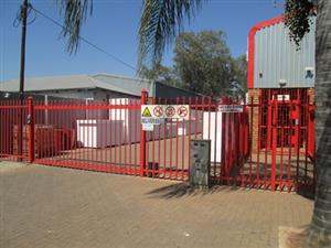 Rosslyn East: loose standing factory, good condition