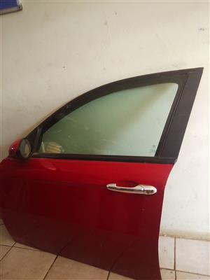 Alfa Romeo 147 sparks