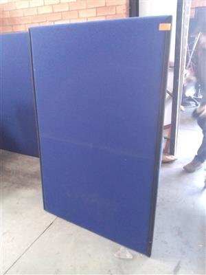 Fabric Dividers ( Blue)