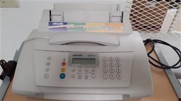 Fax machines, copier, answering machines
