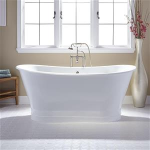 FREESTANDING SKIRTED BATH
