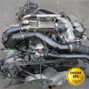 ISUZU 2.8T ENGINE 4JB1T USED