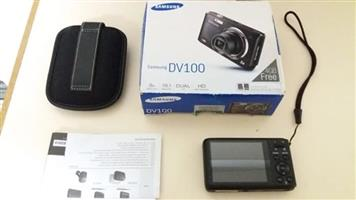 Samsung DV100 camera
