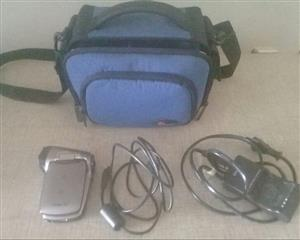 Sanyo digital video camera for sale