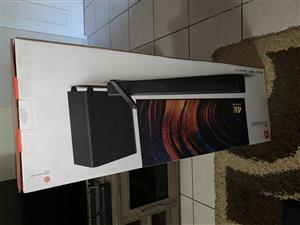 JBL3.1-Channel 4K Ultra HD Soundbar with Wireless Subwoofer