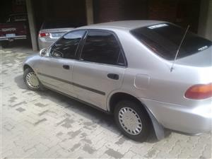 1999 Honda Ballade 1.5 Comfort